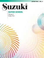 Suzuki Guitar School, Vol 6: Guitar Part