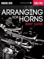 Arranging for Horns