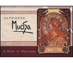 Alphonse Mucha: A Book of Postcards