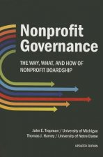 Nonprofit Governance: The Why, What, and How of Nonprofit Boardship
