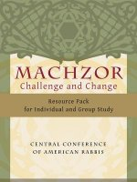 Machzor: Challenge and Change Resource Pack