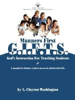 Manners First - G.I.F.T.S.