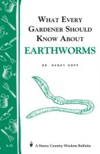 What Every Gardener Should Know about Earthworms
