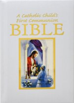 Catholic Child's Traditions First Communion Gift Bible