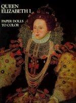 Queen Elizabeth I-Coloring Book