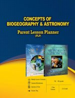 Concepts of Biogeography & Astronomy Parent Lesson Planner (PLP), 7th-9th Grade