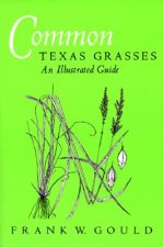 Common Texas Grasses: An Illustrated Guide