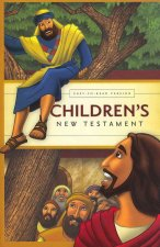 Children's Illustrated New Testament-OE-Easy-To-Read