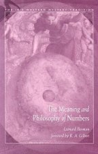 The Meaning and Philosophy of Numbers