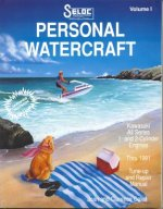 Personal Watercraft: Kawasaki 1973-91
