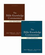 Bible Knowledge Commentary (2 Volume Set)