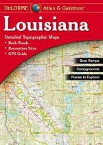 Louisiana Atlas & Gazetteer
