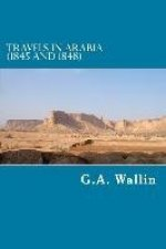 Travels in Arabia: 1845 and 1848