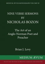 Nine Verse Sermons by Nicholas Bozon