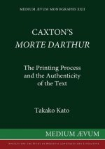 Caxton's Morte DArthur