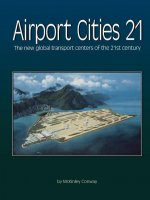 Airport Cities 21: The New Global Transport Centers of the 21st Century