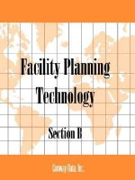Facilities Technology Planning - Section B