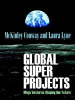 Global Super Projects: Mega Ventures Shaping Our Future
