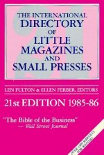 International Directory of Little Magazines and Small Presses 1985-86