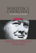 Winston S. Churchill, Volume 4: World in Torment, 1916-1922