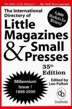 The International Directory of Little Magazines and Small Presses 1999-2000