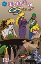 Women of Gold Digger TPB