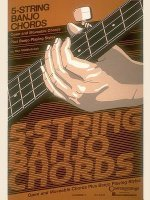 5-String Banjo Chords: Open and Moveable Chords