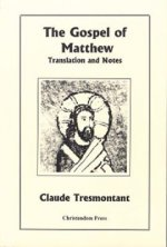 Gospel of Matthew: Translation & Notes