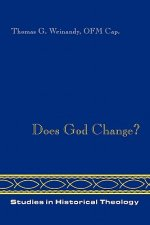 Does God Change?