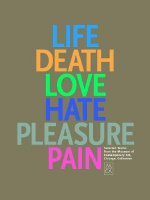 Life, Death, Love, Hate, Pleasure, Pain: Selected Works from the Museum of Contemporary Art, Chicago, Collection