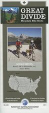 Great Divide Mountain Bike Route - Canada: Banff, AB - Roosville, MT (254 Miles)
