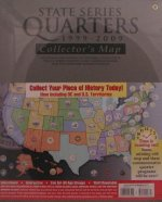 Whitman State Series Quarter Map