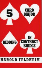 Five Card Major Bidding in Contract