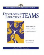 The Wilder Nonprofit Field Guide to Developing Effective Teams