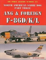 North American Sabre Dog, Part Three: Ang & Foreign F-86D/K/L