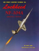 Lockheed NF-104A Aerospace Trainer