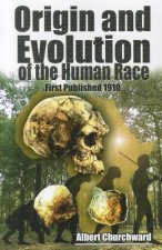 Origin and Evolution of the Human Race