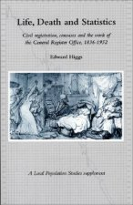 Life, Death and Statistics: Civil Registration, Censuses and the Work of the General Register Office, 1836-1952