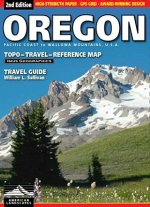 Oregon Topo-Travel-Reference Map: Travel Guide