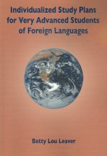 Individualized Study Plans for Very Advanced Students of Foreign Languages