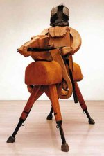 Anthony Caro the Barbarians