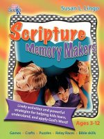 Scripture Memory Makers