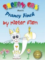 Snerfy Cat Meets Prancy Finch