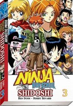Ninja High School: Shidoshi, Volume 3