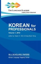 Korean for Professionals Volume 1