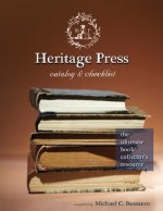Heritage Press Catalog & Checklist: The Ultimate Book Collector's Resource