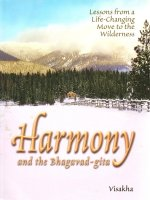 Harmony and the Bhagavad-Gita: Lessons from a Life-Changing Move to the Wilderness