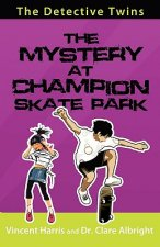The Detective Twins the Mystery at Champion Skate Park