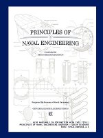 Principles of Naval Engineering