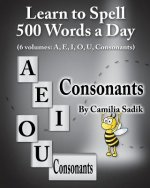 Learn to Spell 500 Words a Day